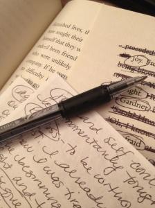 writing raw